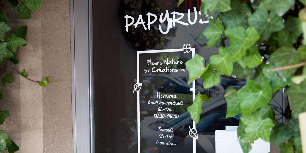 Papyrus Fleuriste à Morges
