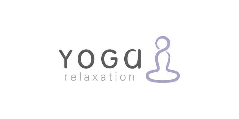 Logotype Communication Visuelle Yoga